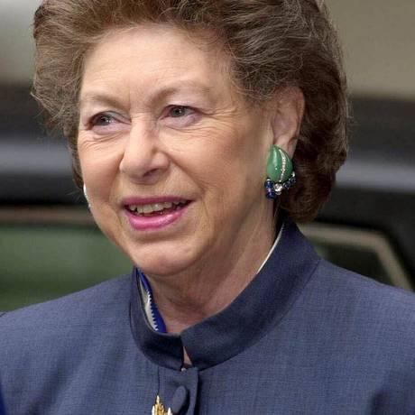 Falecida em 9 de fevereiro de 2002, aos 71 anos, a princesa Margaret teve uma vida social agitada e frequentemente seus casos amorosos paravam nos jornais ingleses Foto: Toby Melville