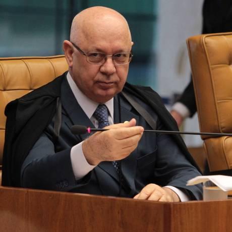 O ministro do STF Teori Zavascki Foto: Givaldo Barbosa / Agência O Globo