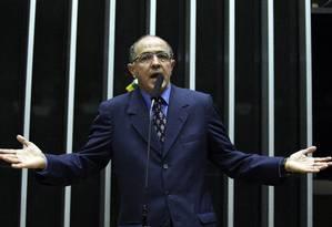 O Deputado José Carlos Aleluia (DEM) Foto: Ailton de Freitas / Agência O Globo