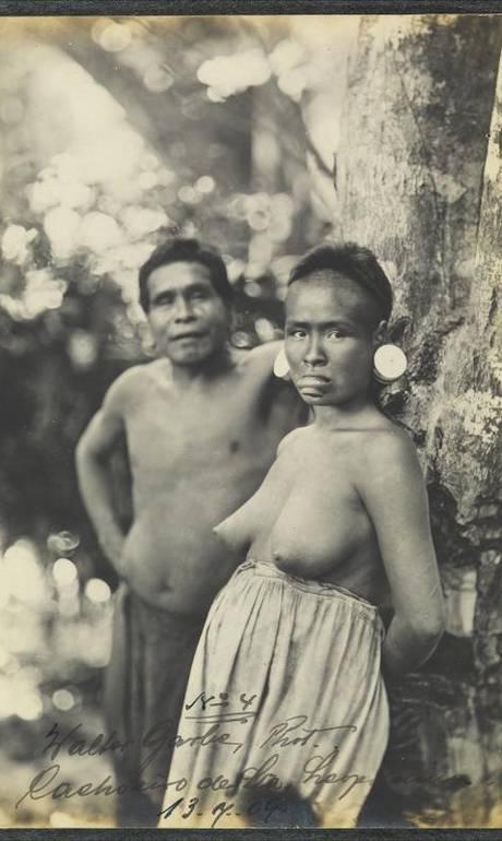 СМИ: Министерство культуры Бразилии подаст в суд на Facebook из-за фотографии 1909 года