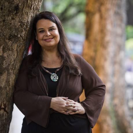 Gisela Peçanha conquistou o prémio literário José Cândido de Carvalho Foto: Guilherme Leporace / Agência O Globo