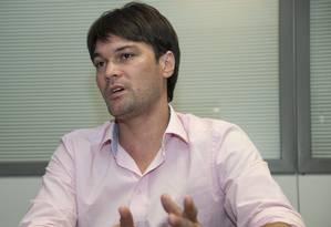 Luciano Mota: acusado de fraudes em licitações e enriquecimento ilícito Foto: Adriana Lorete / Agência O Globo (2/12/2014)