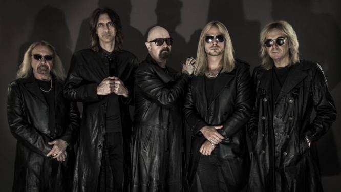A banda Judas Priest Foto: Travis Shinn / Divulgação