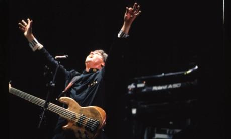 Ex-Beatle. Em abril de 1990, Paul McCartney fez dois shows no Maracanã Foto: Marcelo Carnaval / Agencia O Globo