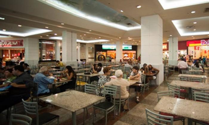 Shopping Tijuca Foto: Divulgação