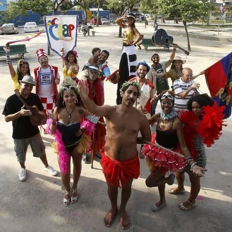 Para todos. Artistas vão dar oficinas sobre teatro, circo e música Foto: Agência O Globo / Luiz Ackermann