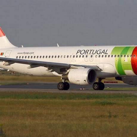 Avião da TAP Air Portugal Foto: Reprodução/Wikipedia