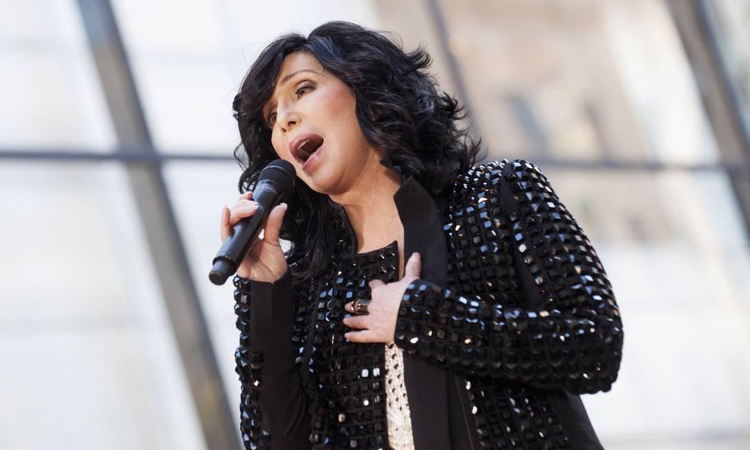 Cher nasceu Cherilyn Sarkisian, na Califórnia. Seu pai era motorista de caminhão e fugiu da Turquia durante o massacre Foto: Reuters