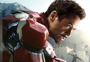 Tony Stark Foto: Divulgação