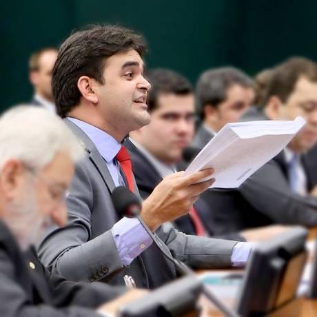 O deputado federal do PcdoB do Maranhão Rubens Pereira Júnior Foto: Divulgação Facebook