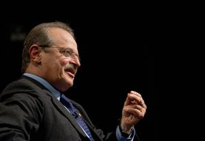 O ex-governador Tarso Genro Foto: Caroline Bicocchi/5-10-2012