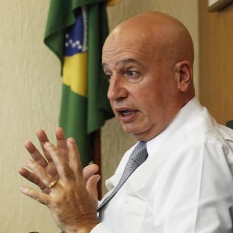 O ministro da Controladoria-Geral da União (CGU), Valdir Simão. Foto: Jorge William / Arquivo O GLOBO 07/01/2015