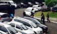 Executivo e operador de esquema de propina foram transferidos nesta tarde da carceragem da PF em Curitiba