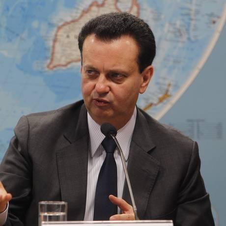 O ministro das Cidades, Gilberto Kassab. Foto: Givaldo Barbosa / Arquivo O Globo