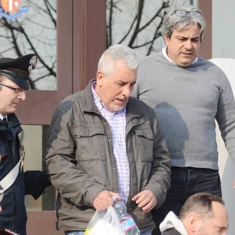 O ex-diretor do Banco do Brasil Henrique Pizzolato, preso na Itália Foto: Alexandre Auler/12-02-2015 / Arquivo O Globo