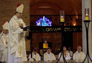 Novo presidente da Conferência Nacional dos Bispos do Brasil (CNBB), Dom Sérgio da Rocha Foto: Caio Gauss / CNBB