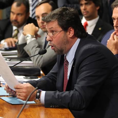 Deputado Carlos Sampaio (PSDB-SP) Foto: Ailton de Freitas / Agência O Globo
