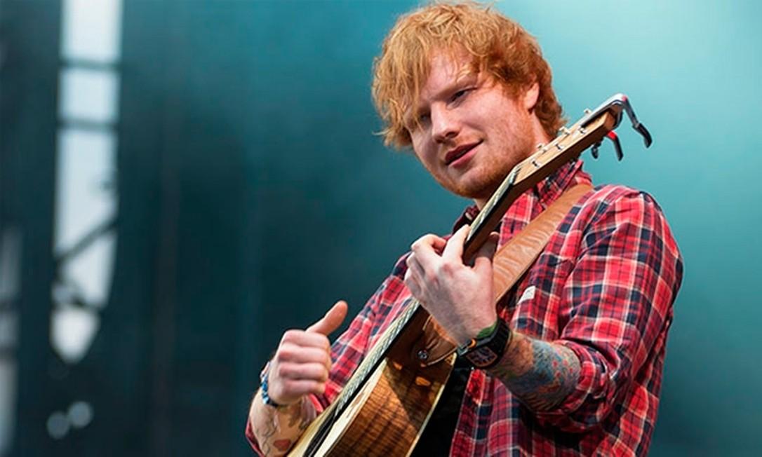Resultado de imagem para Ed Sheeran