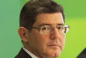 O ministro da Fazenda Joaquim Levy Foto: Jorge William / Jorge William/27-11-2014