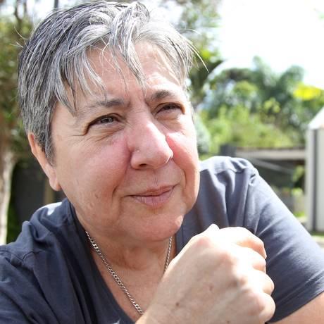 Sandra Carnio diz se sentir redimida após Comissão de Anistia Foto: Michel Filho / Agência O Globo