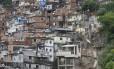Teleférico da Rocinha: obras previstas para 2010 estão atrasadas
