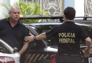 Ex-diretor de Serviços Renato Duque Foto: Márcia Foletto / Agência O Globo