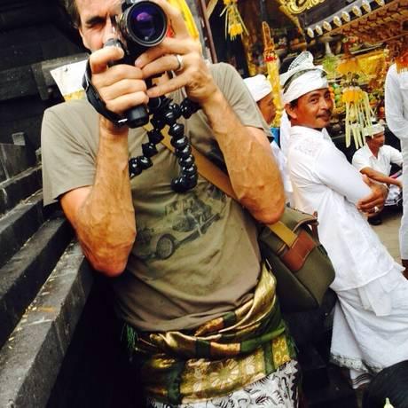 O cineasta Marcos Prado, autor do documentário sobre Marco Archer Foto: Arquivo pessoal