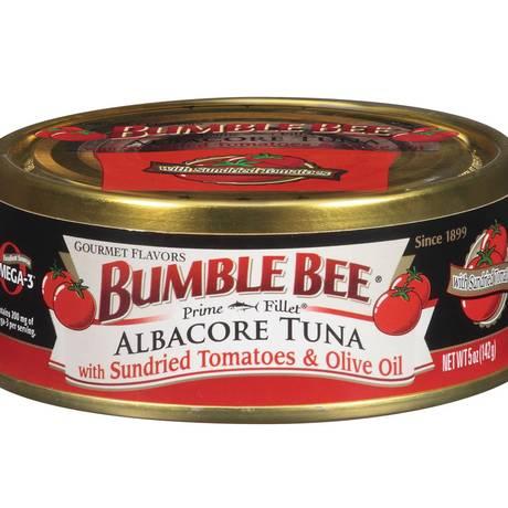Atum Bumble Bee: acidente fatal em forno Foto: Divulgação/Reprodução de internet