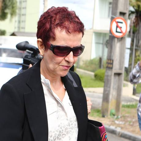Marice Correia de Lima, cunhada do ex-tesoureiro João Vaccari Neto Foto: Rafael Forte / Arquivo O Globo - 17/04/2015