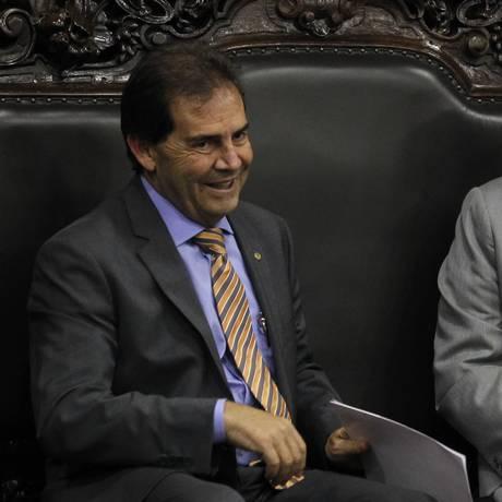 O deputado Paulinho da Força Foto: Givaldo Barbosa/23-4-2015 / Agência O Globo