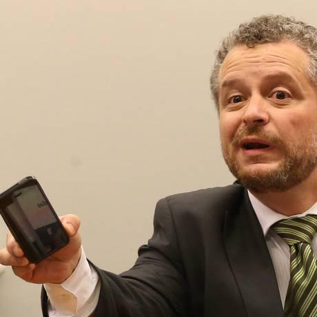 O diretor geral do Depen, Renato De Vitto Foto: Ailton de Freitas / Agência O Globo