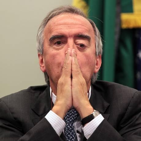 O ex-diretor da área internacional da Petrobras Nestor Cerveró Foto: Givaldo Barbosa/16-04-2014