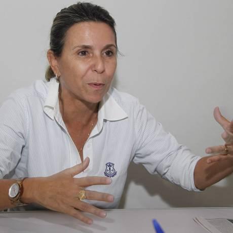 Ex-deputada Solange Almeida, atual prefeita de Rio Bonito Foto: Marcelo Carnaval/9-3-2015
