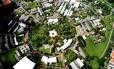 Vista aérea da Unicamp, que também é a única sul-americana e integrante do Brics no ranking