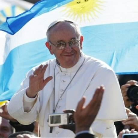 Papa Francisco tem trabalhado para expor verdades da ditadura militar argentina Foto: AP