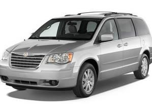 Chrysler Town e Country, ano/modelo 2010 a 2014: botão de acionamento dos vidros traseiros precisa ser substituído Foto: Divulgação