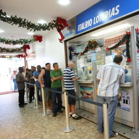 Lotérica em Ipanema, na Zona Sul do Rio Foto: Felipe Hanower / O Globo