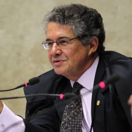 O ministro do STF, Marco Aurélio Mello Foto: Givaldo Barbosa/23-5-2012