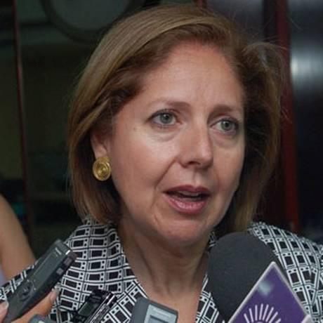 Liliana Ayalde, embaixadora dos EUA no Brasil Foto: Reprodução internet 06/06/2013