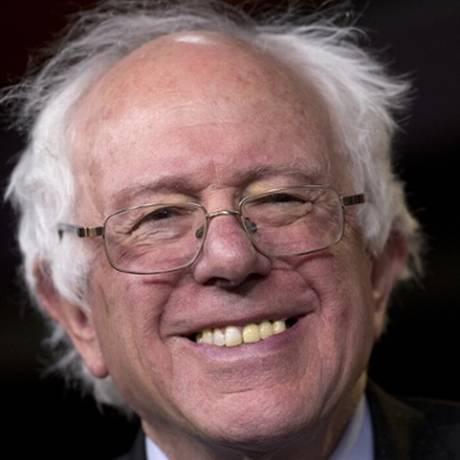 O senador Bernie Sanders será candidato à indicação do Partido Democrata para as eleições presidenciais dos Estados Unidos Foto: Carolyn Kaster / AP