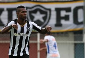 Jobson ganhou o apoio de Paulo Cezar Caju Foto: Vitor Silva / Divulgação