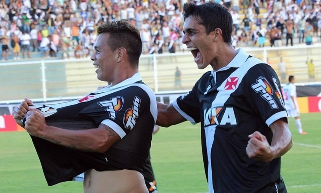 Com gol de Bernardo, o Vasco estreou com vitória por 2 a 0 sobre a Cabofriense Carlos Gregório Junior / Vasco