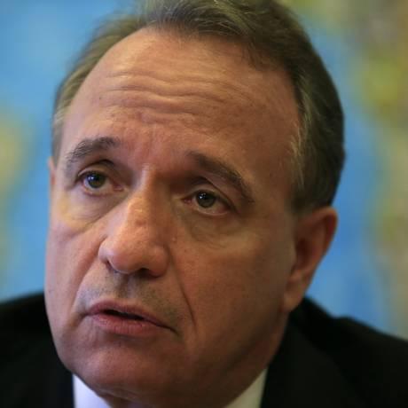 O presidente da Vale Murilo Ferreira Foto: Dado Galdieri / Bloomberg