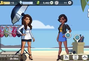 """Kim Kardashian: Hollywood"