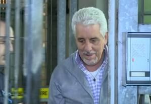 O ex-diretor do Banco do Brasil Henrique Pizzolato Foto: Reprodução TV Globo/ 28/10/2014