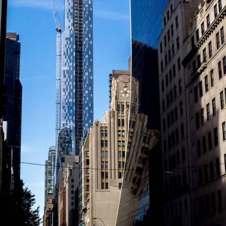 NY. Duplex de US$ 100,5 milhões Foto: Philip Lewis / Philip Lewis/Bloomberg/29-10-2013