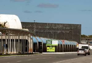 Novas concessões: Salvador será um dos três aeroportos incluídos nas novas privatizações previstas pelo governo, ao lado de Porto Alegre e Florianópolis Foto: Edson Ruiz/Coofiav