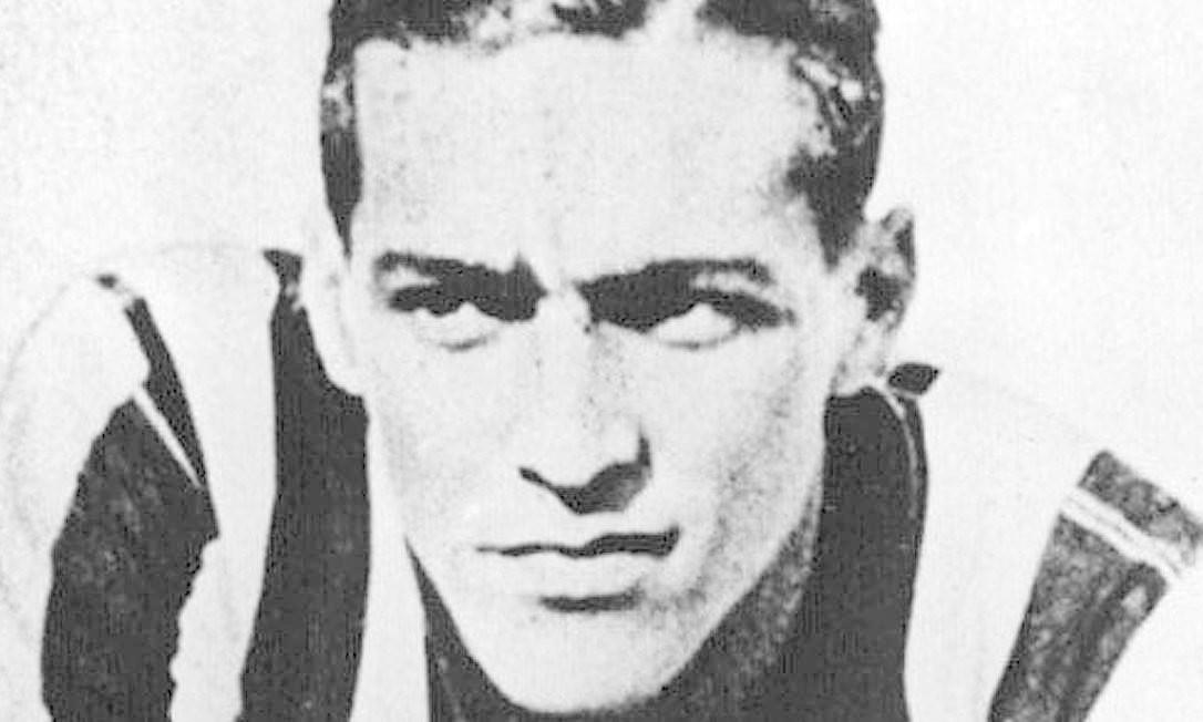 Retrospecto. Heleno de Freitas marcou apenas dois gols contra o Vasco em sua passagem pelo Botafogo nos anos 40 Foto: fotos de arquivo