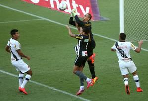 Renan e Willian Arão - Final do Carioca 2015 Foto: Divulgação/Flickr Botafogo