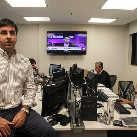 Nicho. Samy Botsman, sócio da Faros, vê oportunidade em investidores insatisfeitos com atendimento dos bancos Foto: Adriana Lorete